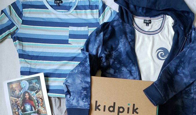 Kidpik Curates Outfits for Your Kids to Make Shopping Easy (w giveaway)