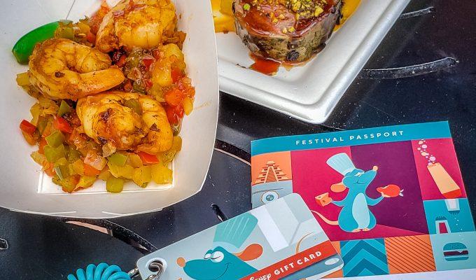 12 Favorite Food Finds at Epcot International Food & Wine Festival