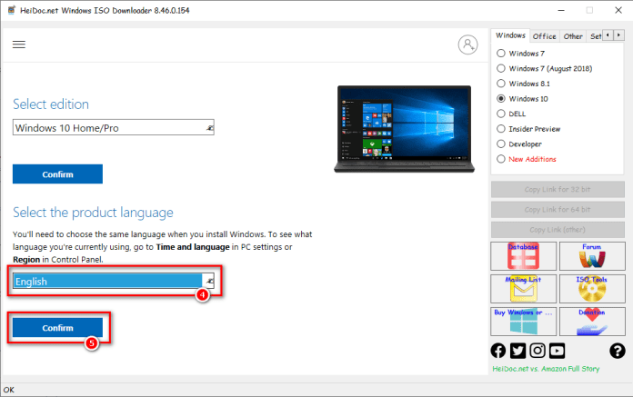 Windows 10 ISO Download