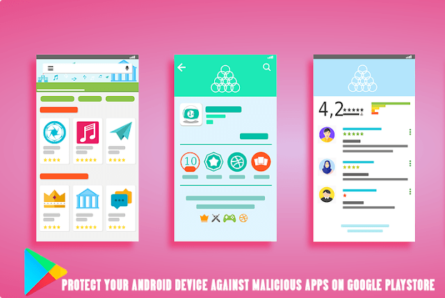 Protect Your Android device from Malicious Apps on Google PlayStore