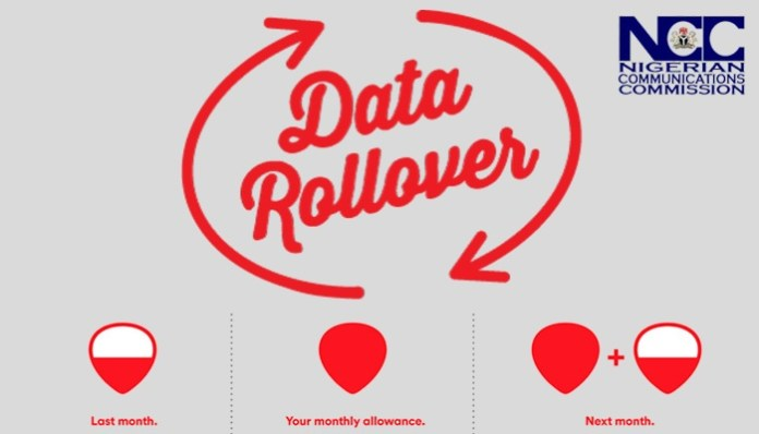 data rollover - You Can Now Rollover Your Unused Data Balance After Your Subscription Expires - NCC