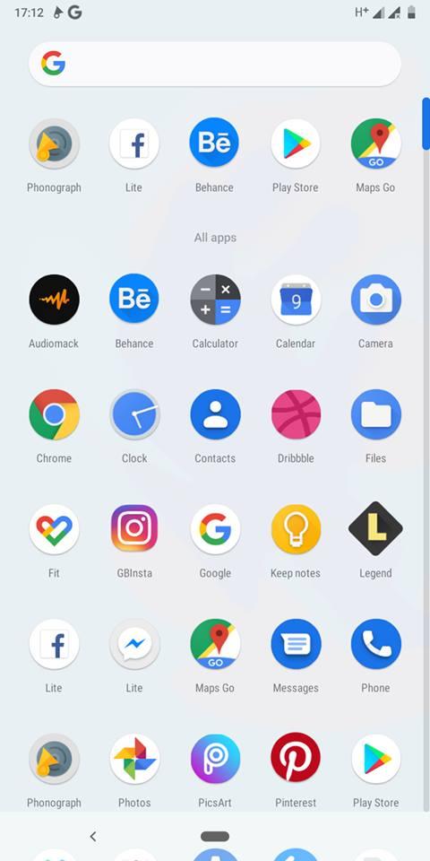 Pixel Experience Android 9.0 Pie Custom ROM For Tecno Spark 2 (KA7)