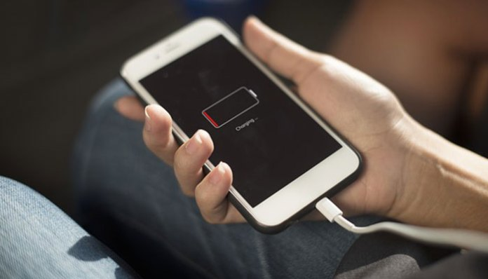 smartphone battery how to charge