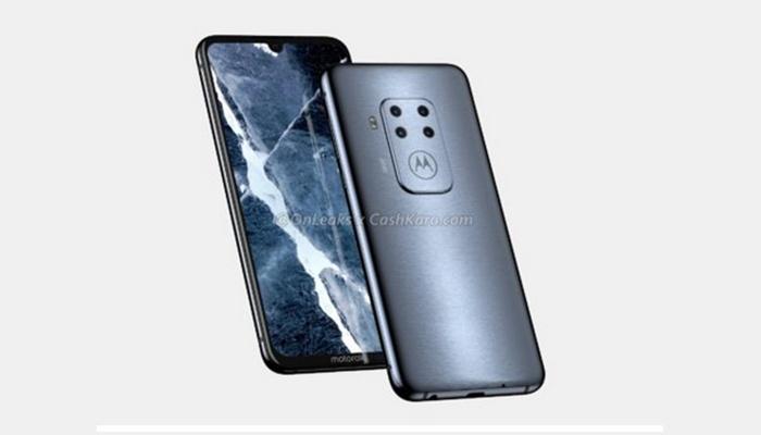 Motorola Quad Camera