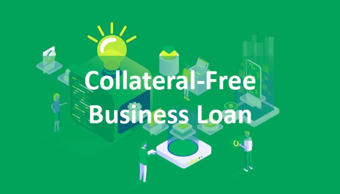 Collateral-free loan