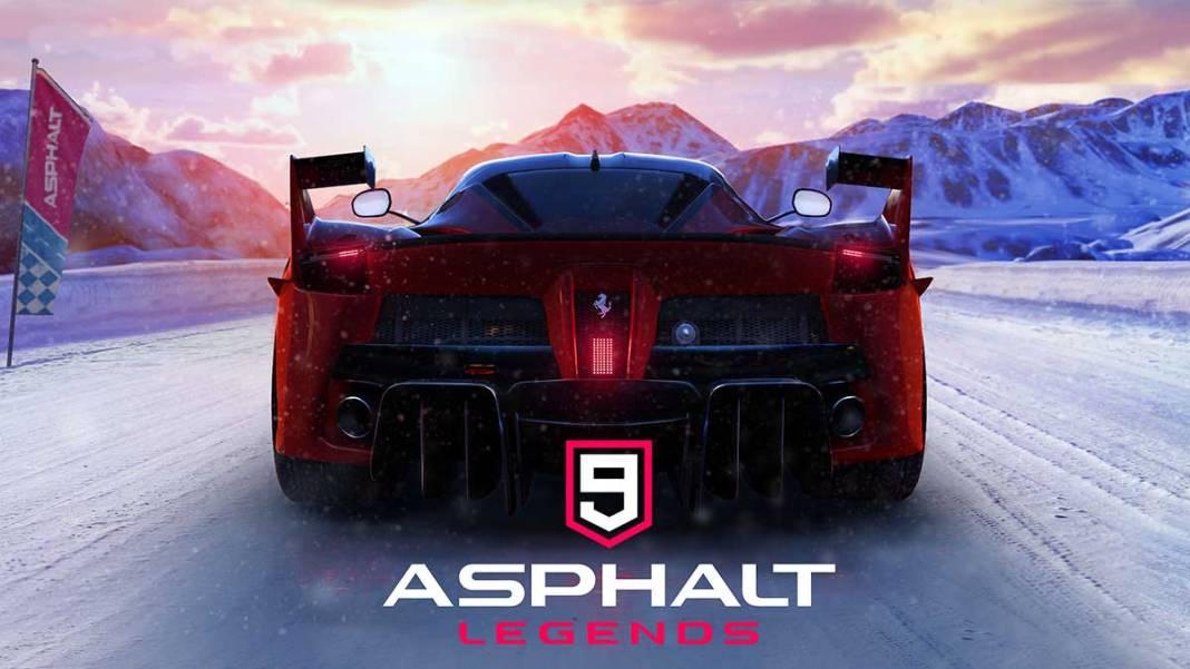Asphalt 9: Legends Mod APK v2.6.3a