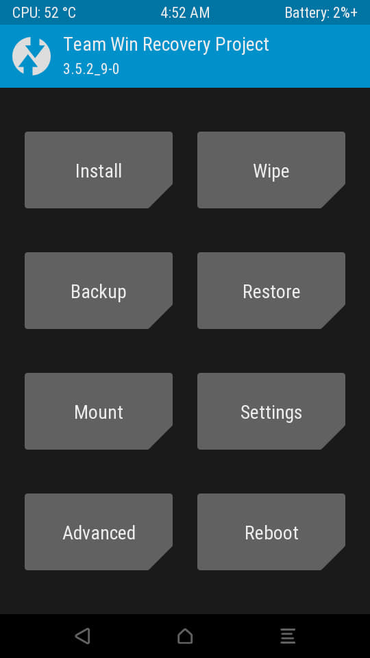 TWRP For Infinix Hot 10