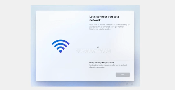 How to Complete Windows 11 Setup Without Internet