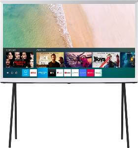 Samsung The Serif Series 55 inches 4K Ultra HD is the best smart tv in 55 inches category