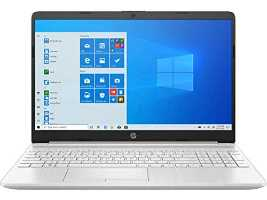 best laptop under 45000 in india for dual storage is HP 15