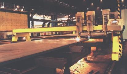 Tata steel plate sizing