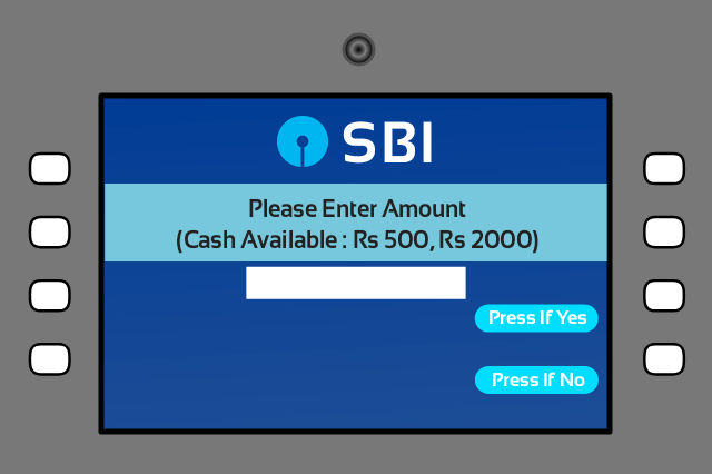 Enter-Amount-On-Cardless-ATM