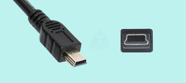 USB-Type-B-Mini