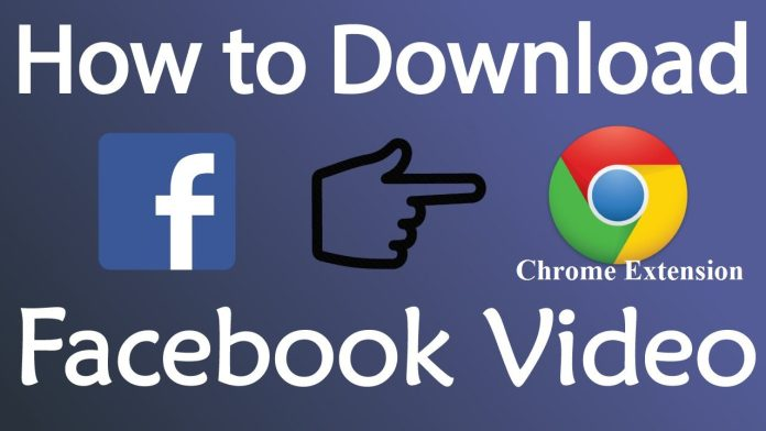 Download Chrome Extension for Facebook Video Downloader