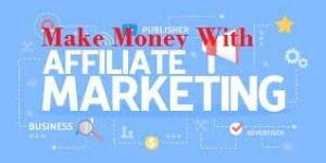 Make money on internet Via Affiliate Marketing