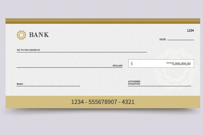 How to Write a Check? Never Explained Before