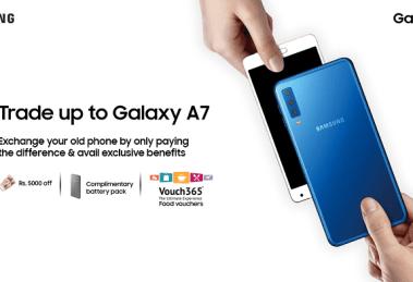 Samsung Galaxy A7 'Triple Camera Phone' Bundle Promo