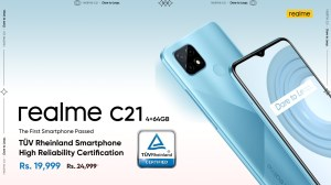 realme C21 – True Value for Money and Top Notch Quality Now at PKR 19,999/-