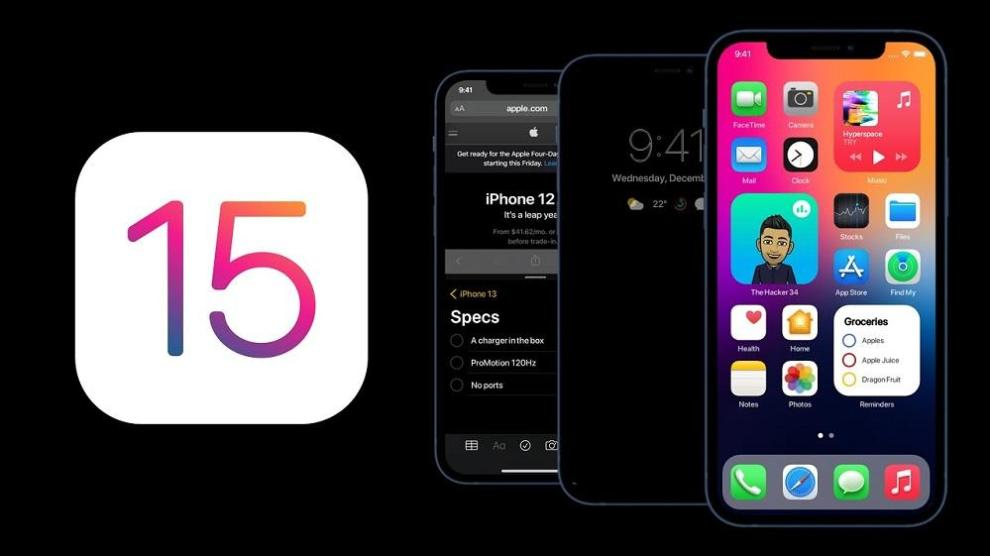 5 new iOS 15 features