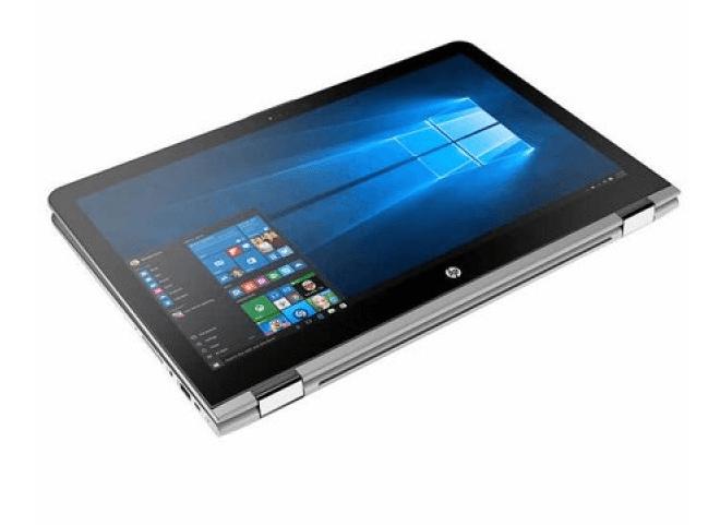 HP Envy x360 2 in 1 Laptop flip