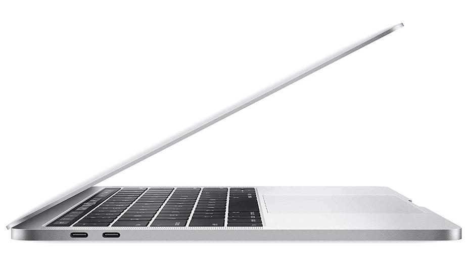 macbook pro 13 2019 side