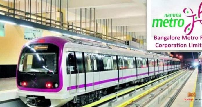 BMRC Recruitment 2020-2021 बेंगलुरू मेट्रो रेल कॉर्पोरेशन लिमिटेड
