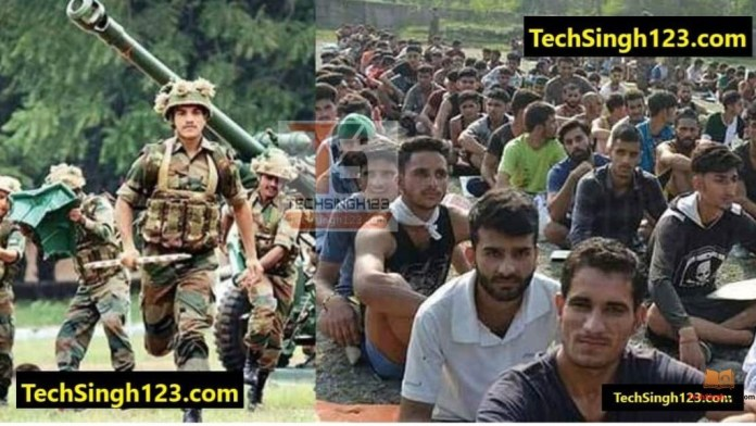 Indian Army Recruitment 2020-2021 joinindianarmy.nic.in Jobs