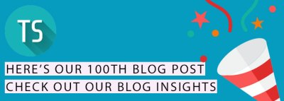 techsini 100th blog article