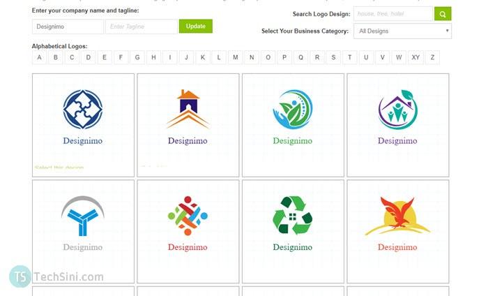 Designimo screenshot