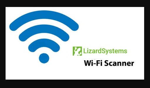 LizardSystems Wi-Fi Scanner Easy-to-use tool