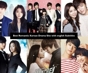 Best Romantic Korean Drama Site with english Subtitles