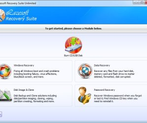 Lazesoft Recovery Suite v4.3.1 Unlimited Edition Serial Keys