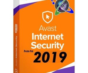 Avast 2019 Internet Security / Premier Antivirus License+Crack File