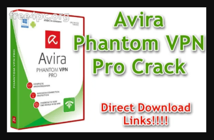 Avira Phantom VPN Pro  Full Crack
