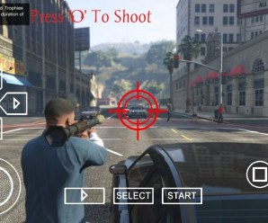 GTA 5 PPSSPP ISO DOWNLOAD FOR ANDROID {Working 100%}