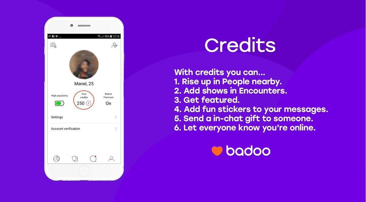 Badoo premium free ios
