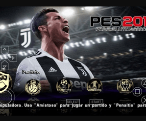 Pes 2019 ppsspp iso File Download Link {English}