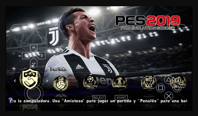 pes 2019 ppsspp iso file download