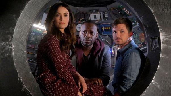 Top-trending sci-fi/fantasy tv shows