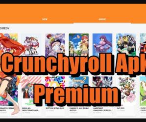 Crunchyroll Premium Mod Apk (Unlocked + Ads Free) 2020