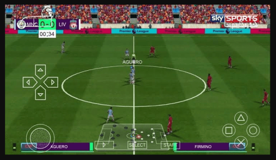 How to install & Set up Pes 2021 efootball ISO ppsspp game
