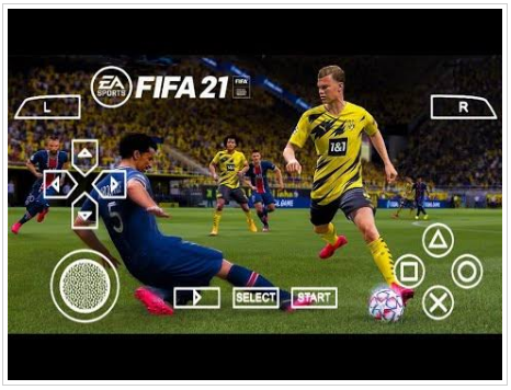 Download FIFA 21 PPSSPP – FIFA 2021 ISO File For Android