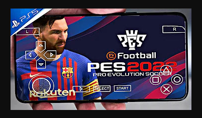 Pes 2022 PPSSPP ISO File