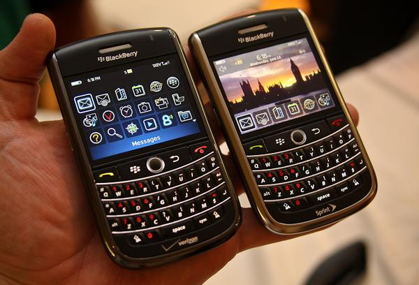 Reasons not to buy Blackberry Tour