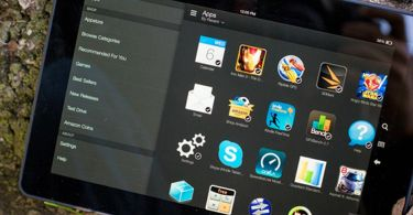 best kindle fire applications