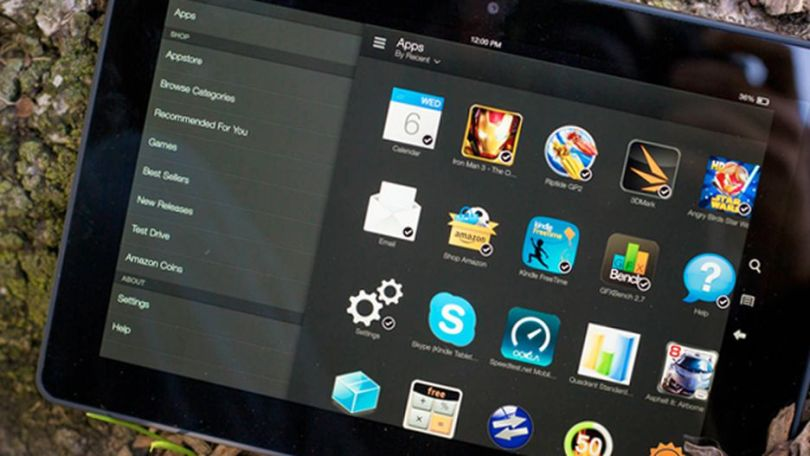 best utility kindle fire applications