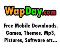 wapday.com mobile downloading site for games, apps, music and more