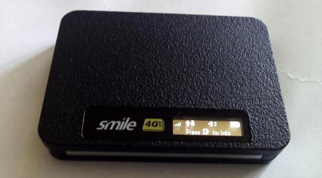 How To Hard Reset Smile Communication Nigeria Modem / SMiFi