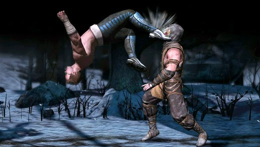 download mortal kombat x game for android