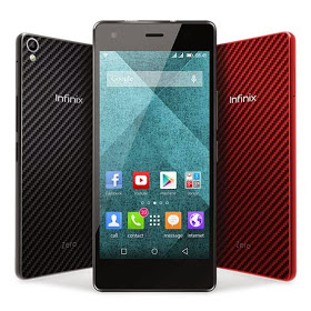 Infinix Zero 2 X509 launched in Nigeria
